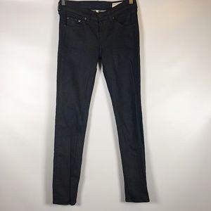 Skinny Crop Capri Jeans size 25